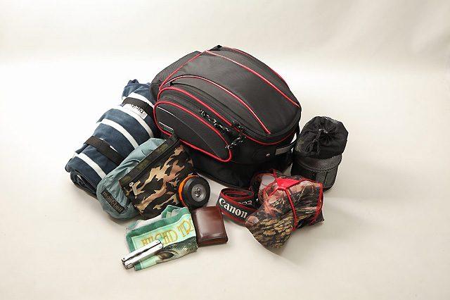 画像: デグナーからマルチに使えるシートバッグ新発売
