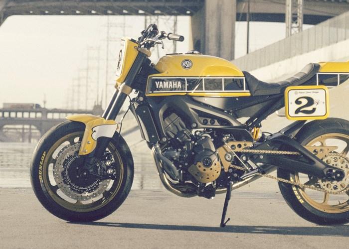 画像: 2ストローク攻撃の米国カスタムビルダー Roland Sands DesignのYAMAHA愛が爆発。今度はMT-09カスタム! - LAWRENCE(ロレンス) - Motorcycle x Cars + α = Your Life.