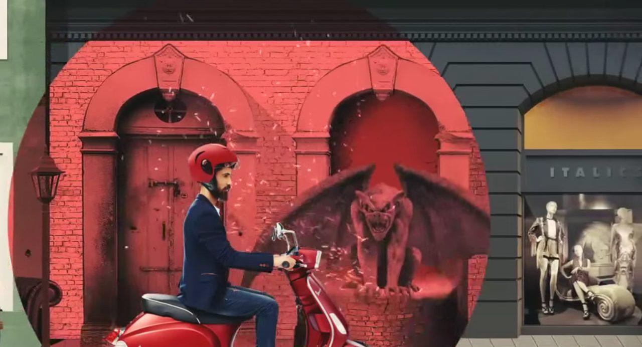 画像: キシャーっ!!とグレムリンばりのモンスターに変わります www.youtube.com