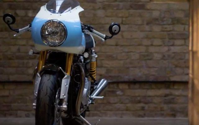 画像: NYのカスタムビルダー STANDARD MOTORCYCLE CO.