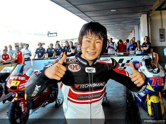 画像: 2010年、ミサノにて、19歳の若さでこの世を去った富沢祥也選手。いつも笑顔で、明るく素直で、多くのファンや選手達に愛されたライダーでした。 cdn.wemotor.my