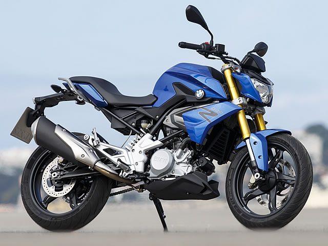 画像: 【BMW】新開発シングルエンジン搭載のG310R発表