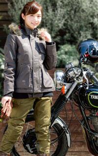 画像: RossoStyleLab: ロッソスタイルラボ  女性ライダーのためのバイク用ウェアブランド
