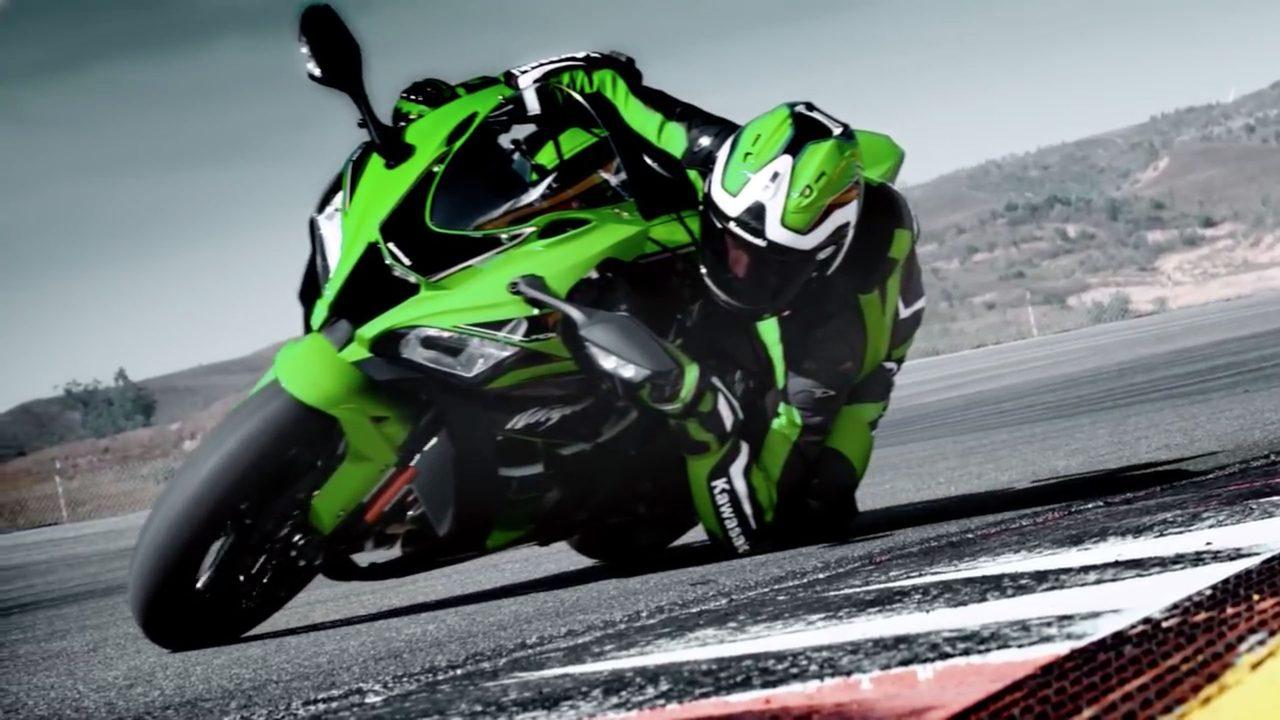 画像1: 過激注意!この映像をみた直後にはバイクに乗らない方がいいかも「2016 Kawasaki ZX-10R」