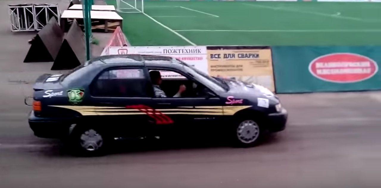 画像2: とある車のショーでの出来事!