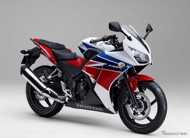 画像: ホンダ、CBR250R のトリコロールカラーを変更...斬新な特別カラーも受注期間限定で発売