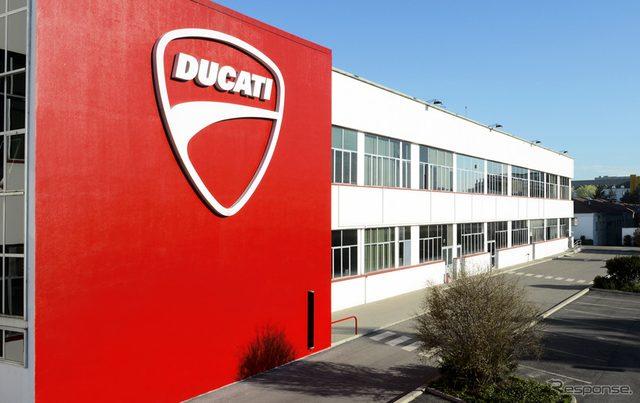 画像: ドゥカティの世界販売、5万台に到達...年間新記録が確定 2015年