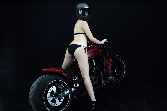 画像3: グラビア【ヘルメット女子】SEASON-XII 020 feat. BADLAND