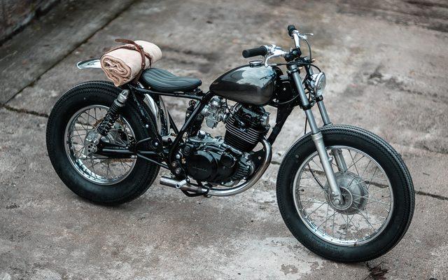 画像: ドイツのカスタムビルダー Hookie & Co. - LAWRENCE - Motorcycle x Cars + α = Your Life.