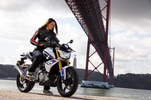 画像: 【ミラノショー15】普通2輪免許で乗れる BMW モトラッド が登場...「G310R」世界初公開