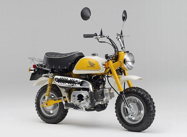 画像: バイクのリセールプライス最新調査でモンキーが1位に