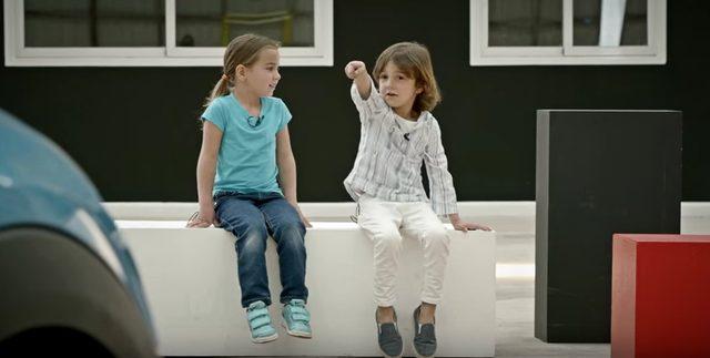 画像7: こどもがいかに素直か感じさせられますよ! wスペインで公開されたMINIのCM。