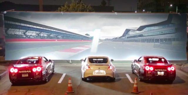 画像8: 日産と「グランツーリスモ」が仕掛けたドッキリ!!ドライバー育成プログラムのプロモーション。これなら引っかかりたい!w