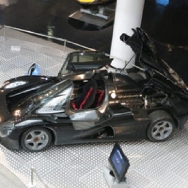 画像: F1エンジンを搭載した幻のスーパーカー「OX99-11」をヤマハコミュニケーションプラザにて12月末まで展示