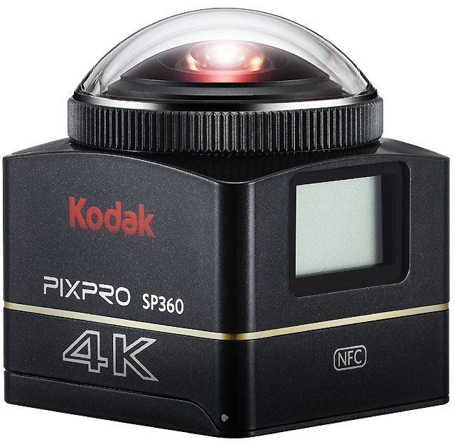 画像: マスプロから4K 360度高画質アクションカメラ新発売