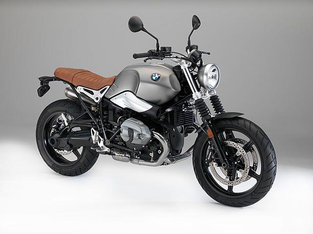 画像: 【BMW】R nineT ScramblerをEICMAで発表