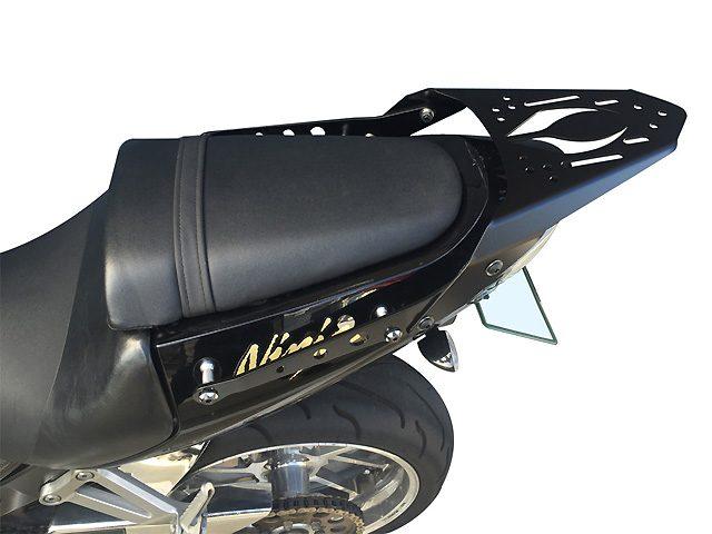 画像: NプロジェクトからZX-12R用オリジナルリアキャリア新発売