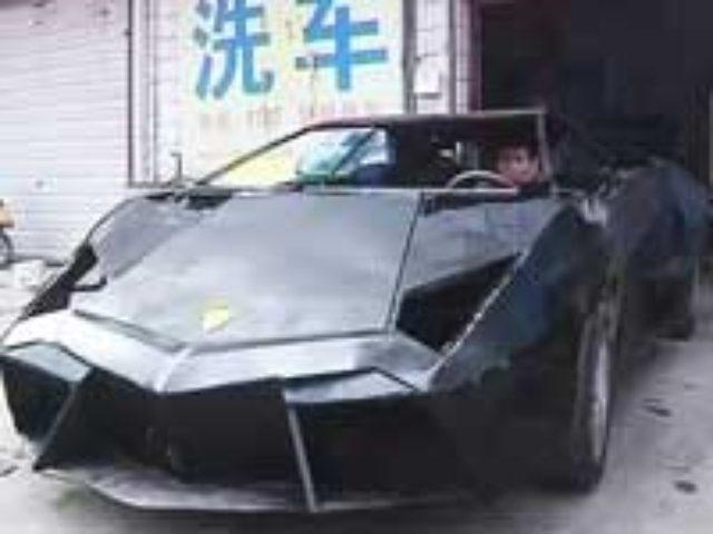 画像: The $12,000 Lamborghini knock-off