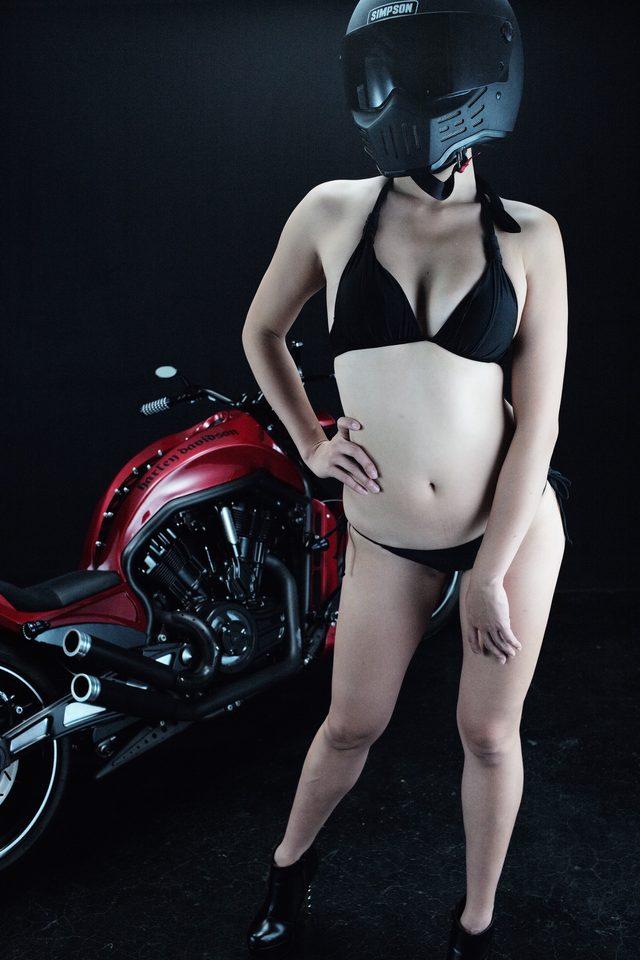 画像2: 朝のグラビア【ヘルメット女子】SEASON-XII 026 feat. BADLAND 最終回
