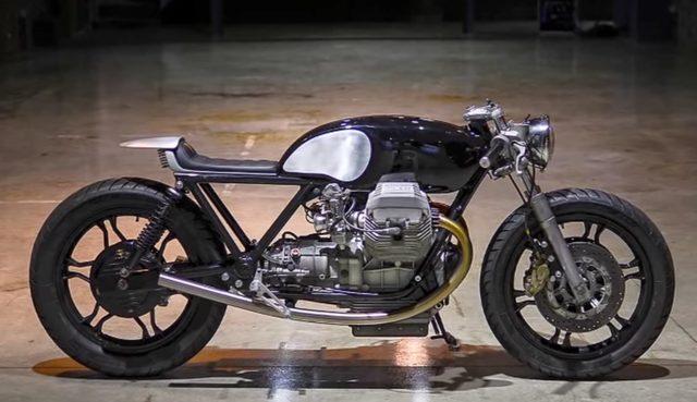 画像: Moto Guzzi Le mans MK3 www.youtube.com