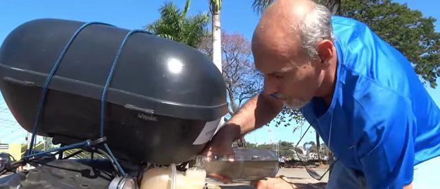 画像4: ブラジル在住のRicardo Azevedoさんが制作したエコバイク!