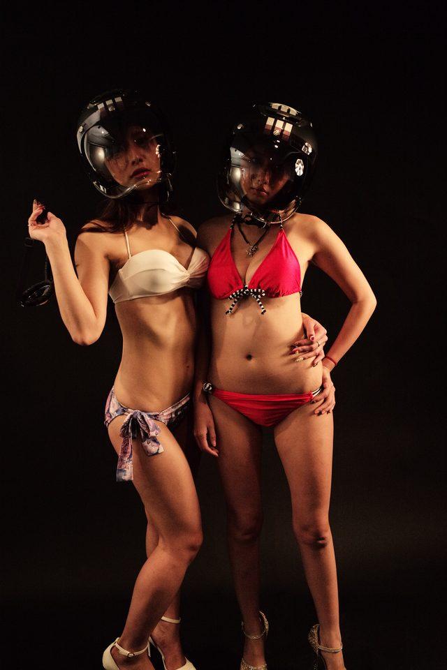画像2: グラビア【ヘルメット女子】SEASON-XIII 010