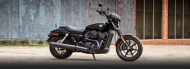 画像: 2016 Harley-Davidson Street™ Harley-Davidson Street® 750 Motorcycles