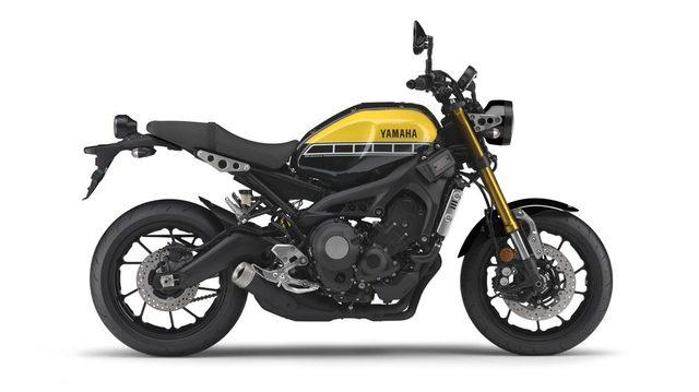 画像: XSR900 2016 - Motorcycles - Yamaha Motor UK