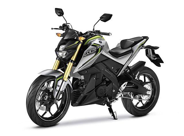 画像: 【ヤマハ】150ccスポーツ「M-SLAZ」をタイで発売