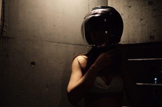 画像4: グラビア【ヘルメット女子】SEASON-XIII 014