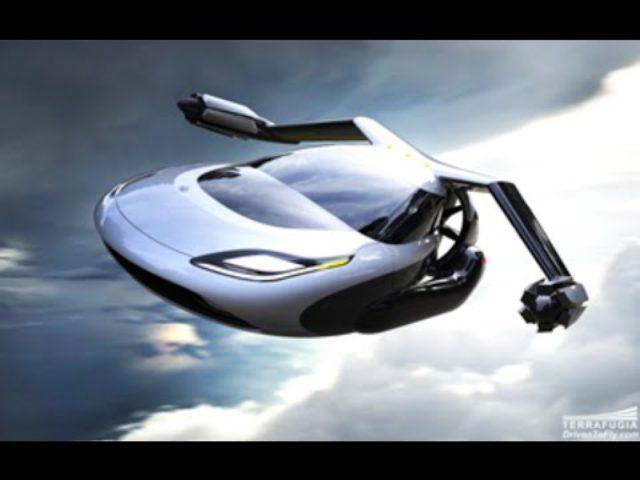 画像: 空飛ぶクルマ「The TF-X」に乗ってみたい! - LAWRENCE(ロレンス) - Motorcycle x Cars + α = Your Life.