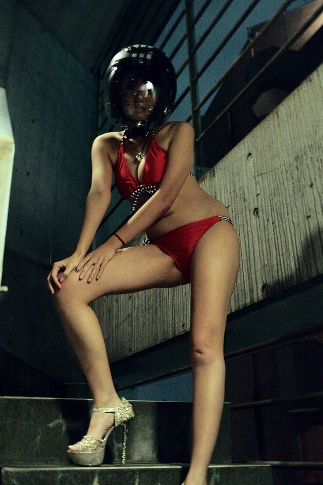 画像2: グラビア【ヘルメット女子】SEASON-XIII 017