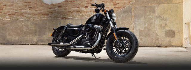 画像: 2016 Sportster® Forty-Eight® Motorcycles