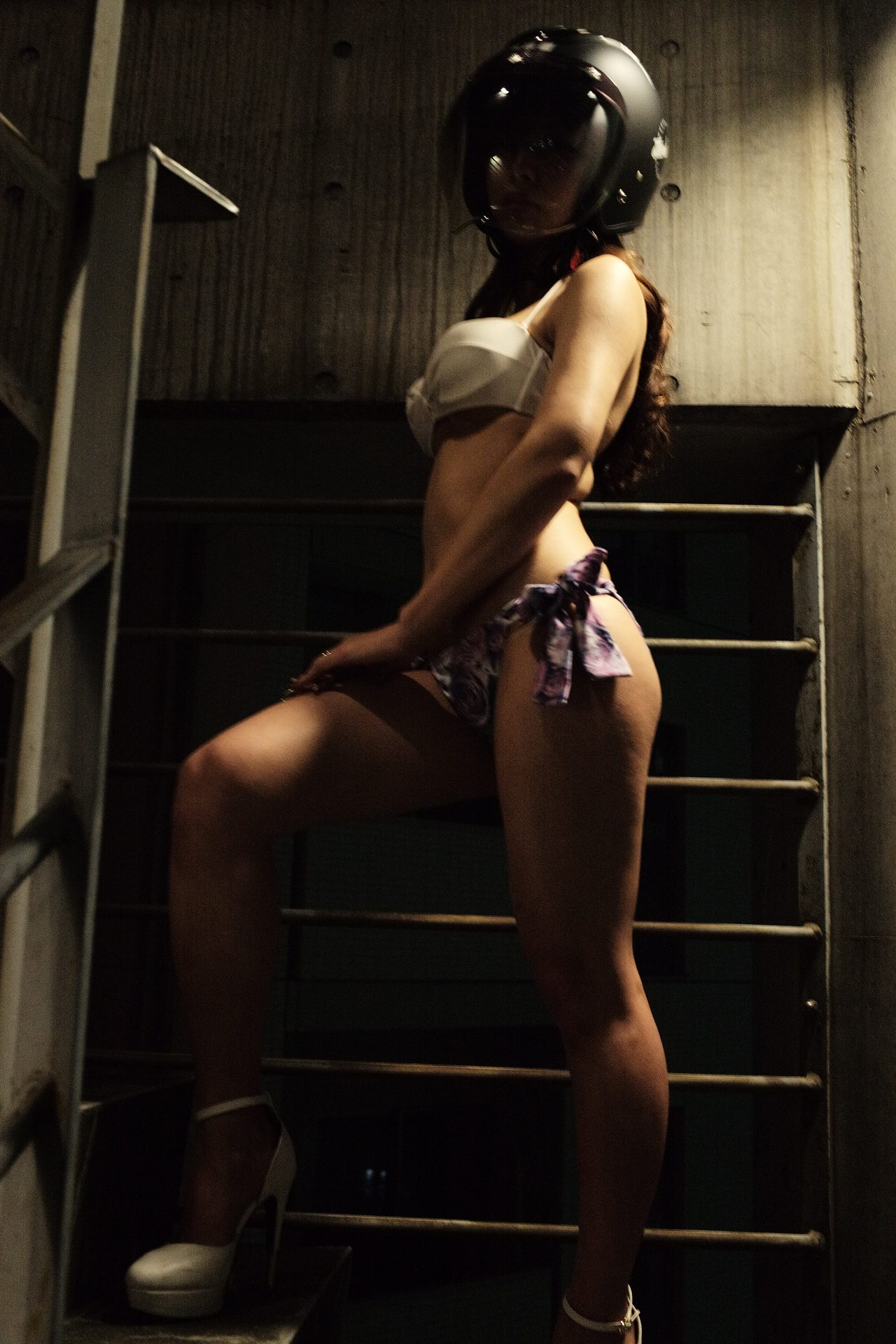 画像3: グラビア【ヘルメット女子】SEASON-XIII 014