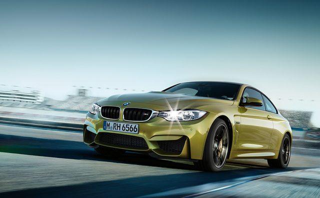画像: [BMW] イントロダクション:M4 クーペ