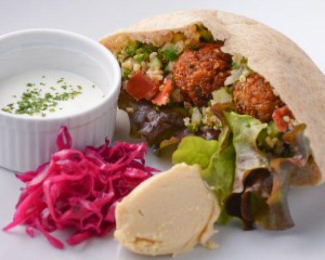 画像: Pita sandwich ピタサンド ktmcafe.com