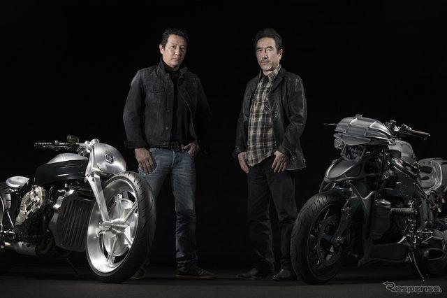 画像: 【ホットロッドショー15】BMW、話題のカスタムバイク2台を展示...12月6日