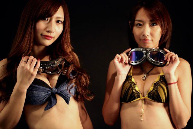 画像1: グラビア【ヘルメット女子】SEASON-XIII 018 素顔編