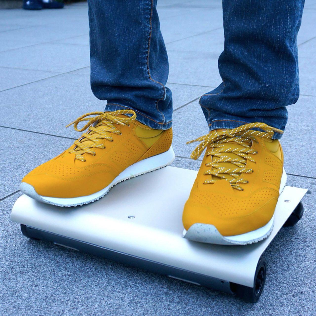 画像: WalkCar(ウォーカー)|COCOA MOTORS.Inc.|ココアモーターズ株式会社