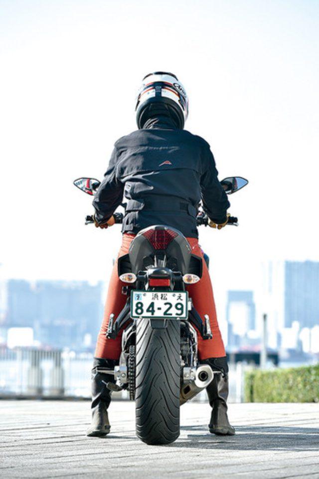 画像: <スタッフ試乗レポート>YAMAHA MT-07(齋藤ハルコ)