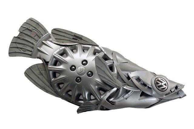 画像1: www.hubcapcreatures.com