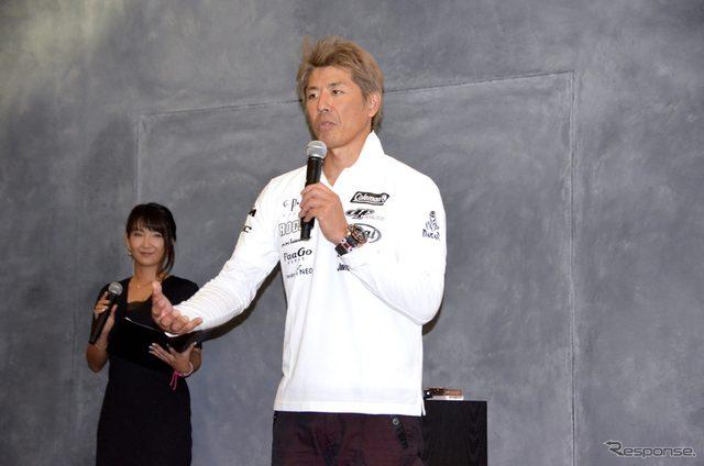 画像: 【ダカール16】三橋淳選手、45歳の再挑戦「バイクでの参戦は冒険」