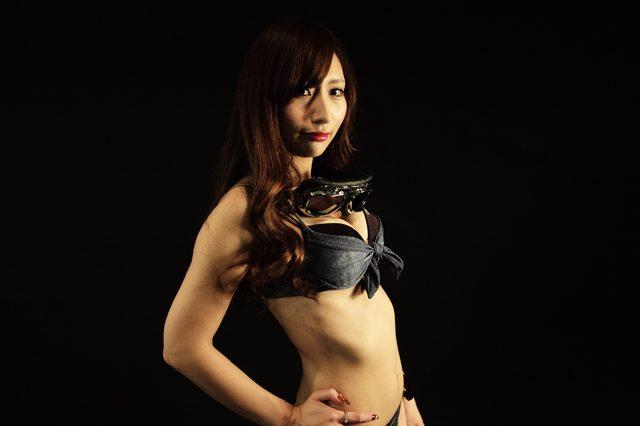 画像4: グラビア【ヘルメット女子】SEASON-XIII 020 素顔編