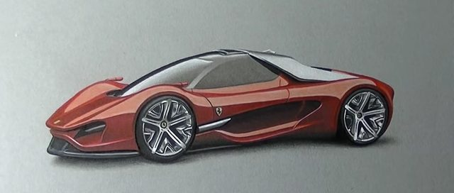 画像: Ferrari Xezri