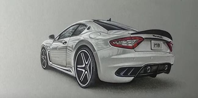 画像: Maserati Granturismo