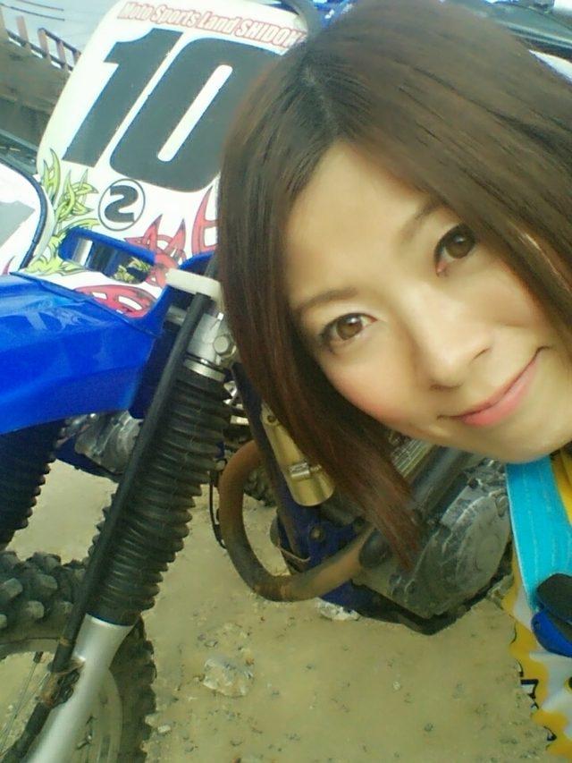 画像2: 先川知香的インプレッション【YAMAHA TT-R125】に乗ってみた。