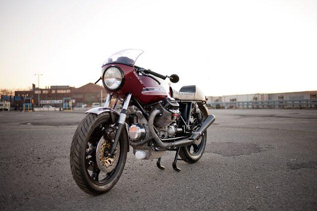画像: これ、めちゃかっこいい。今すぐ乗りたい! www.motoborgotaro.com