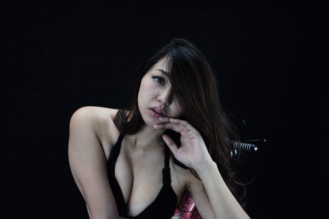 画像6: 【特別グラビア企画】美女と野獣あるいはカスタムハーレー 029 by LAWRENCE x BADLAND