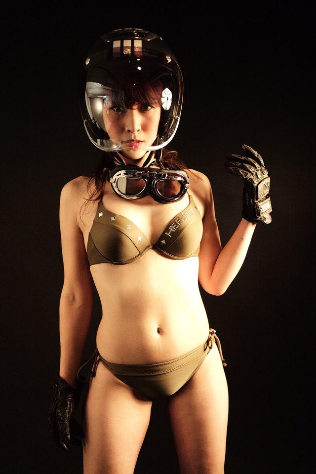 画像5: グラビア【ヘルメット女子】SEASON-XIV 001