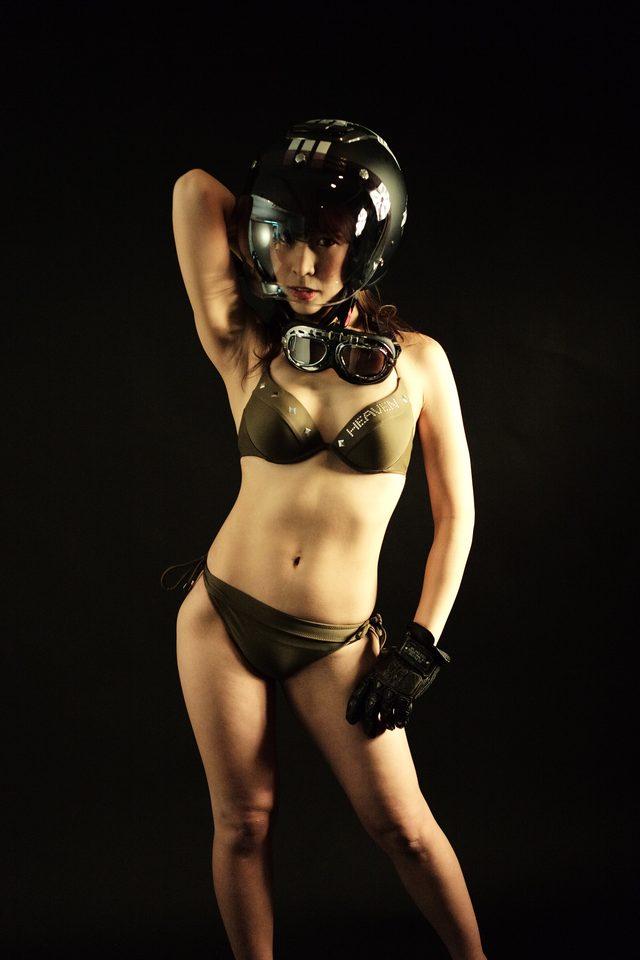 画像3: グラビア【ヘルメット女子】SEASON-XIV 001